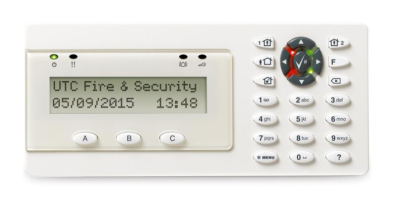 Vektro Codeklavier UTC Fire & Security